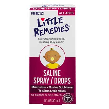 FSA Spend Little Remedies for Noses Saline Spray/Drops