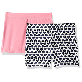 LOOK by crewcuts Girls' Tumble Shorts