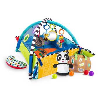 Baby Einstein 5-in-1 World of Discovery Learning Gym