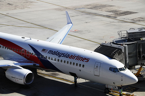 We Hate You, Too, Malaysia Airlines