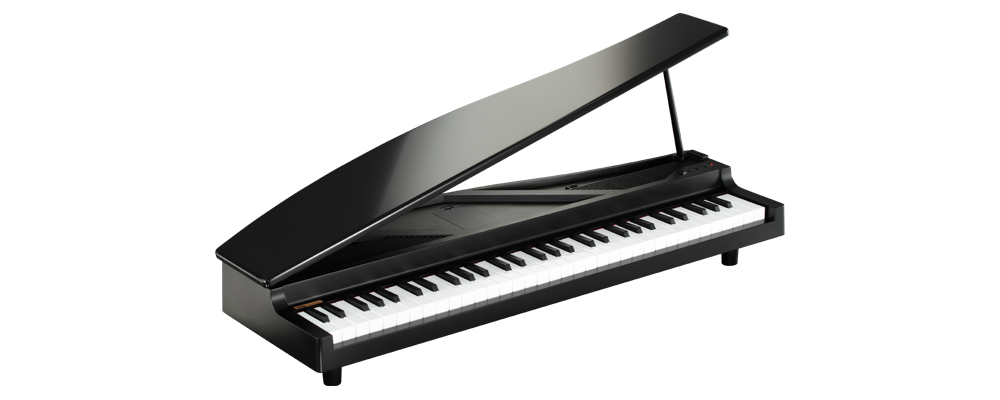 Consider the gift of music this Christmas with the Digital Korg microPIANO (GIVEAWAY!)