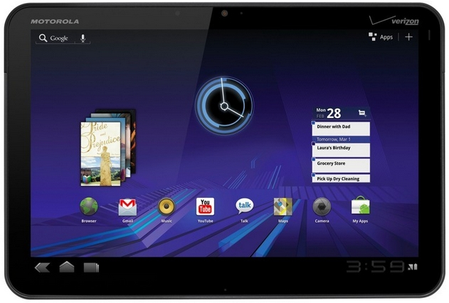 Motorola XOOM Lets Parents Stay Organized at Home and on the Road [GIVEAWAY!]
