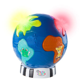Baby Einstein World Explorer Music Sensory Globe