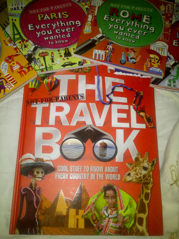 Kid-Centric Guidebooks: Worth a Read