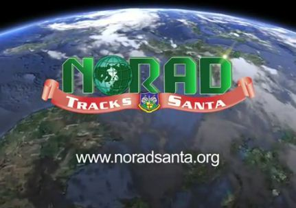 Track Santa's Christmas Eve Journey with NORAD