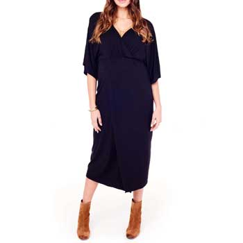 Ingrid & Isabel Dolman Sleeve Maternity Dress