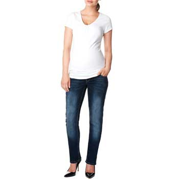 Noppies Mena Comfort Over the Belly Straight Leg Maternity Jeans