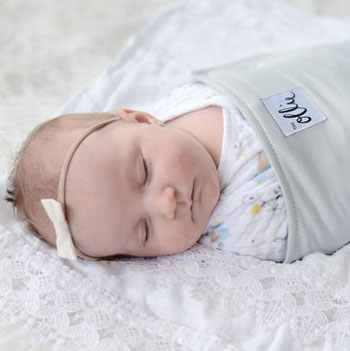 Best Gifts for Babies #1: The Ollie Swaddle