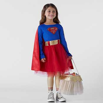 PB Kids Supergirl Costume