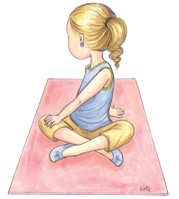 '12 Yoga Poses of Christmas' Can Ease Your Holiday Stress—Your Kid's Too!