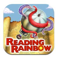 Kids' App of the Week – Reading Rainbow