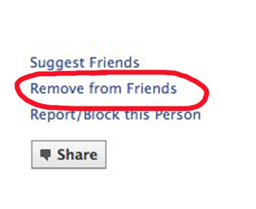 Do You Have Annoying Facebook Friends? Drop Them Today – National Defriend Day