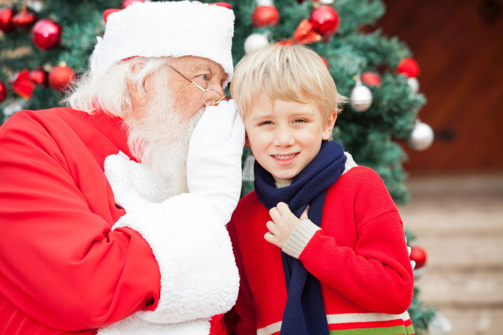 Why I Want My Child to Stop Believing in Santa Claus