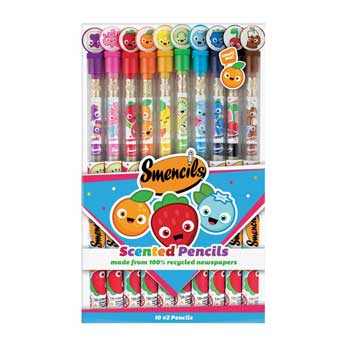 Scentco Smencils Scented Pencils