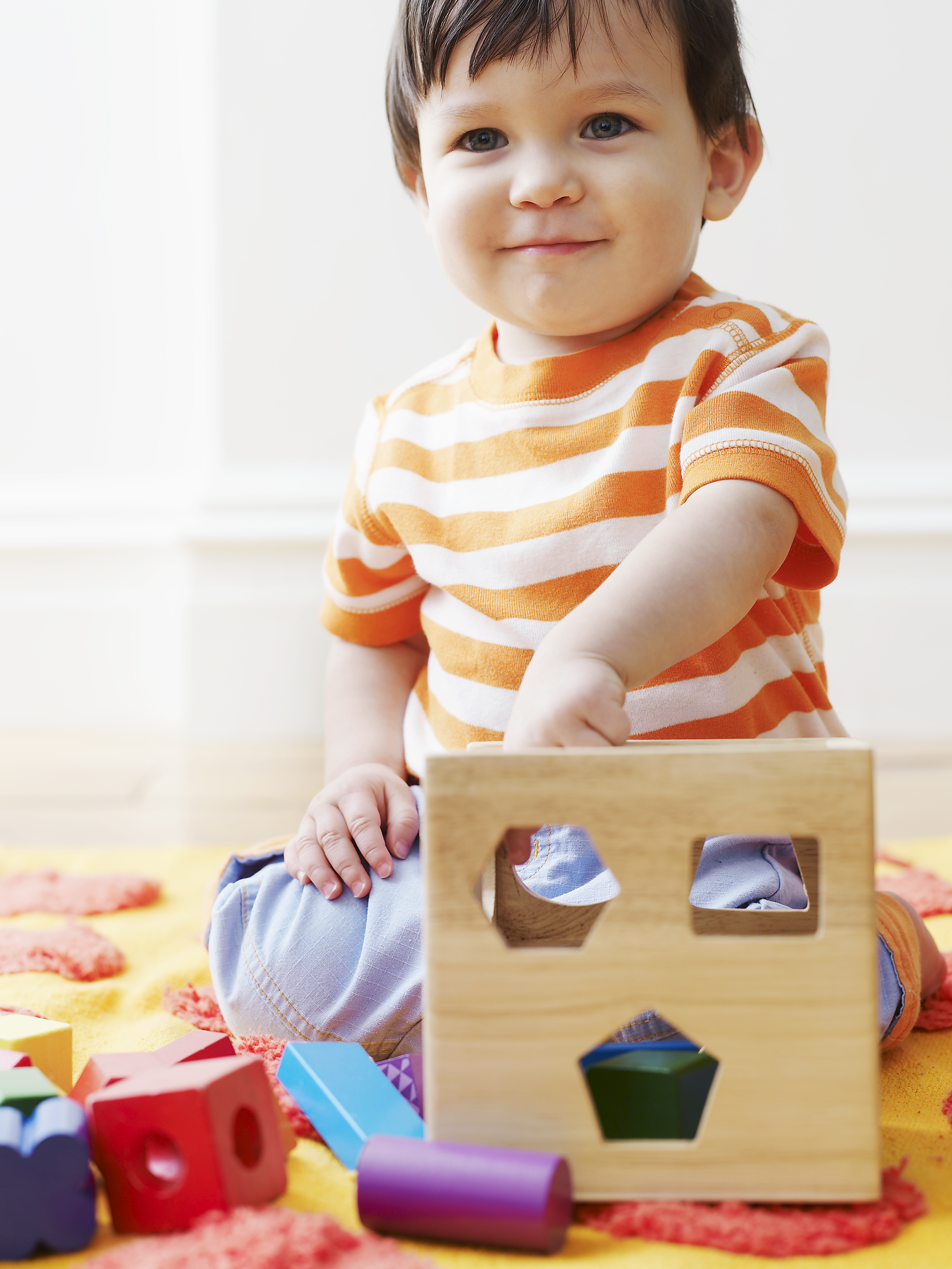 Toys That Boost Your Toddler S Development Parenting