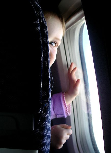 Air Travel For Toddlers