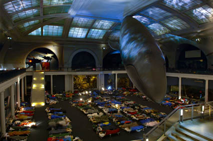 Museum Sleepovers for the Whole Family