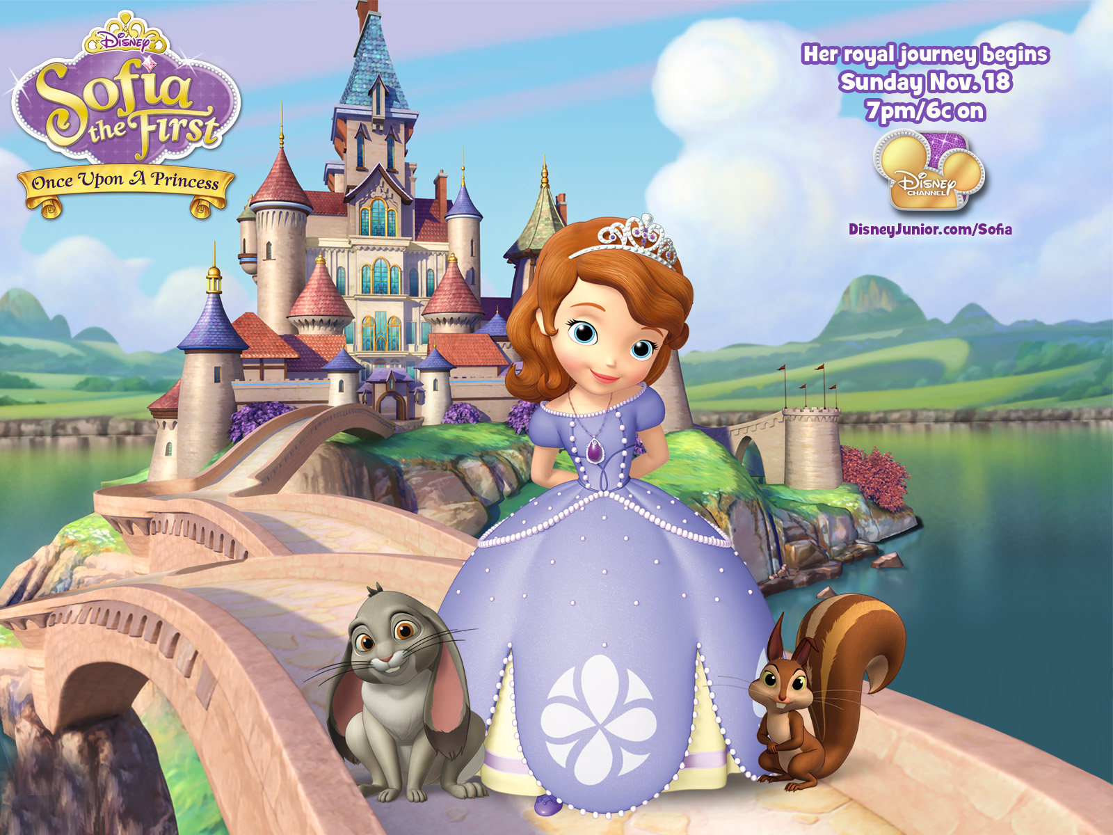 Set Your DVRs: 'Sofia the First' Premieres on Disney Junior this Sunday