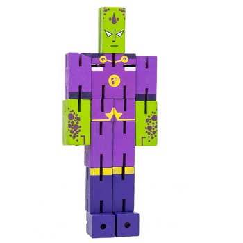 Professor Puzzle Planet Emperor Folding Toy