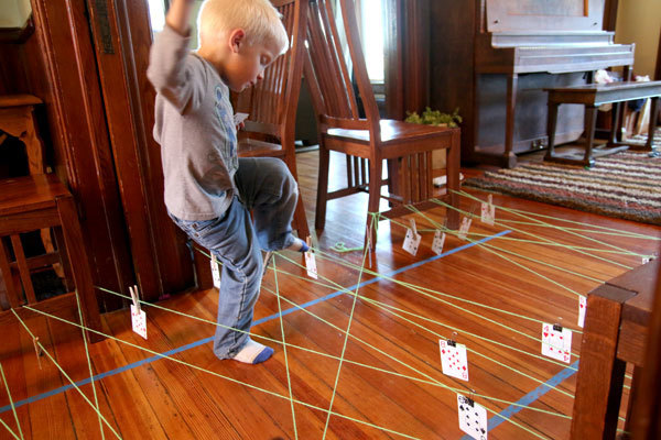 10 Brain-Boosting, Body-Moving Indoor Activities for Kids