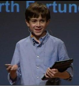 Could This 12-Year-Old Be the Next Steve Jobs?