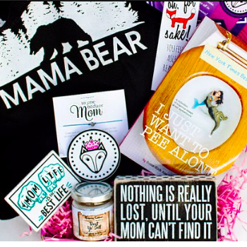 For the Trendy Mom: The Boxy Mama