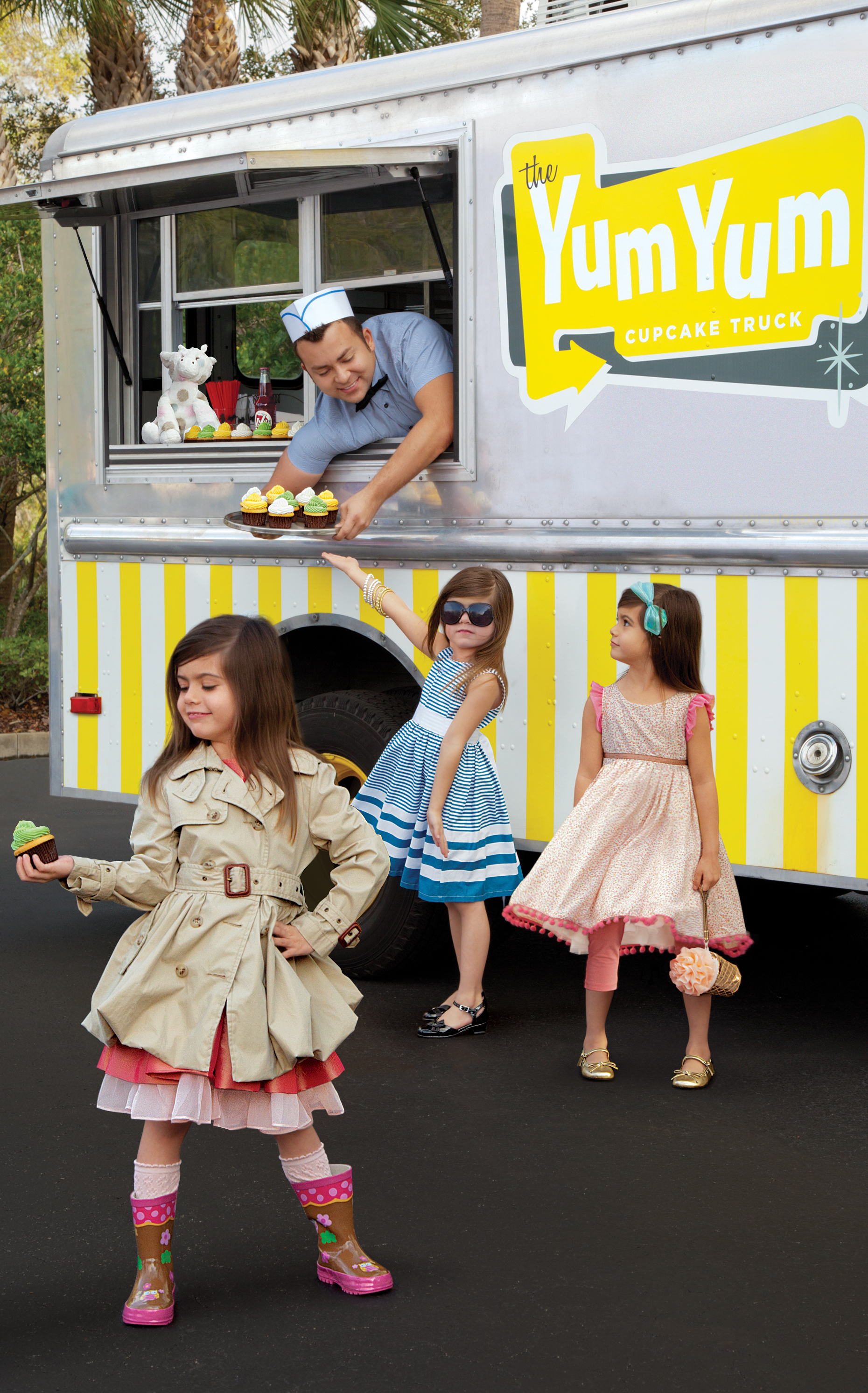 Trendy Kids Clothes Inspired By Celebrity Kids