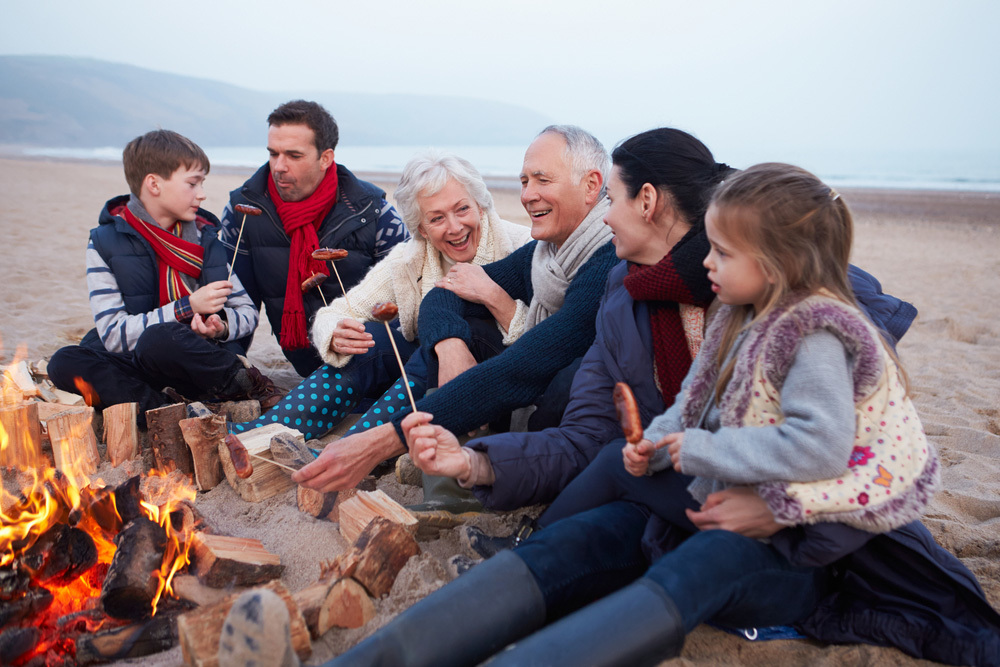 How to Survive a Multigenerational Family Vacation