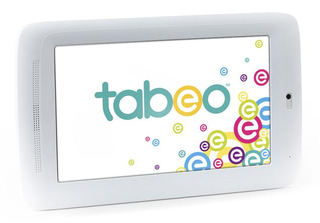 """Toys """"R"""" Us Enters the Kids' Tablet Market with tabeo"""