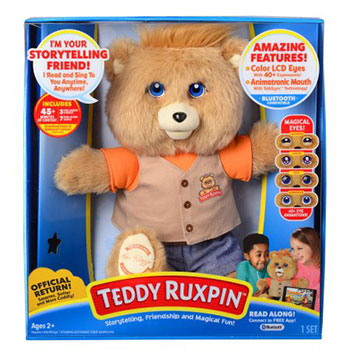 Wicked Cool Toys Teddy Ruxpin