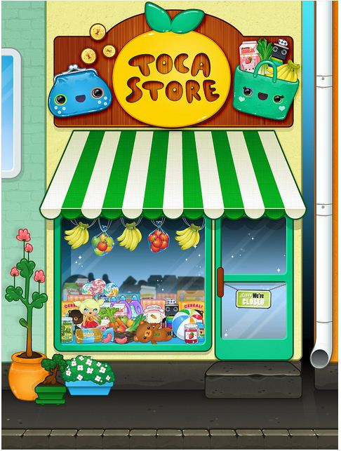 Screen Play App of the Week: Toca Store