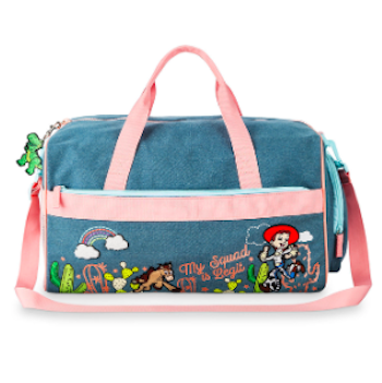 Toy Story 4 Jessie Duffel Bag