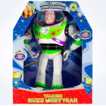 Toy Story 4 Buzz Lightyear Talking Toy