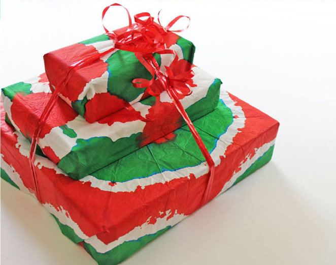 9 Diy Gift Wrap Ideas Kids Can Help You Make Parenting