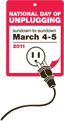 National Day of Unplugging: Can You Unplug for 24 Hours?