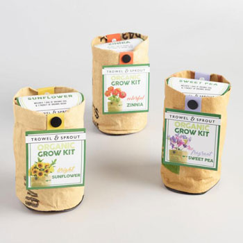Organic Flower Grow Kit