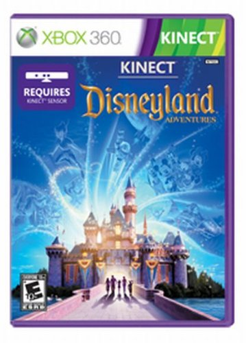 Kids' Video Game Recommendation: Kinect Disneyland Adventures