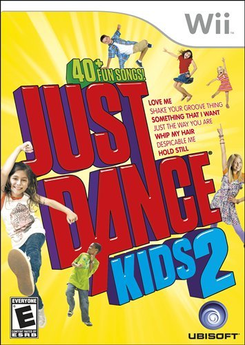 Kids' Video Game Recommendation: Just Dance Kids 2