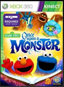 Kids' Video Game Pick – Sesame Street: Once Upon a Monster
