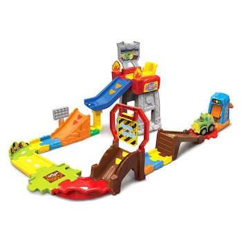 VTech Go! Go! Smart Wheels Press and Race Monster Truck Rally