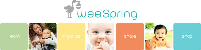 """WeeSpring Makes it Easier to Select Baby """"Essentials"""""""