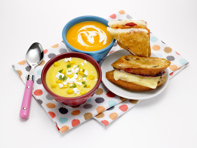 11 Grilled Cheese and Soup Recipes