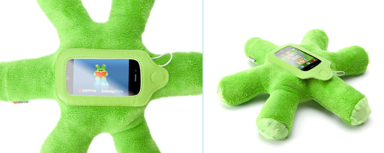 Before You Give Your Kid Your iPhone, Put It In a Woogie