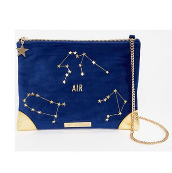 asos zodiac makeup bag